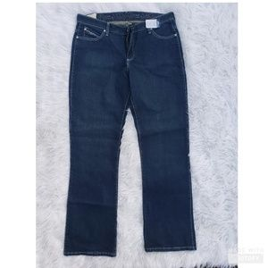 New Wrangler Q-Baby Stretch bootcut jeans